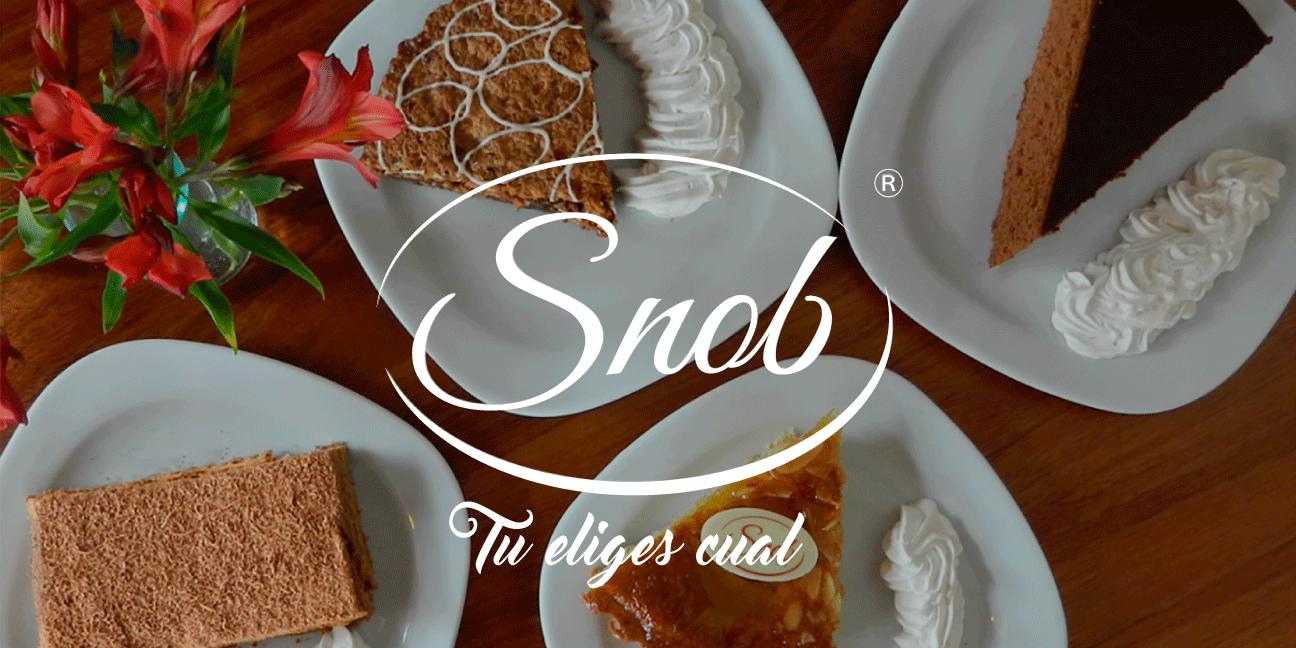 Pasteles Snob